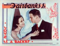 Love Is a Racket 1932 DVD - Ann Dvorak / Douglas Fairbanks Jr